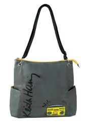 Keith Haring Delancy Insulated Crossbody -  Get a little art with your lunch.