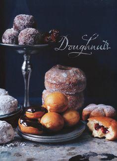 doughnuts, doughnuts, doughnuts