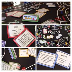 Coping Board Game for Mental Health Clinical... Patients loved it & found it very therapeutic! Mental Health Occupational Therapy, Mental Health Activities, Health Literacy, Ot Therapy, Therapy Games, Therapy Activities, Therapy Ideas, Elementary Counseling, School Counseling