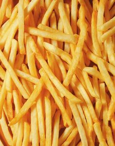 Get Perfect French Fries Recipe from Food Network I Love Food, Good Food, Yummy Food, Perfect French Fries, Best French Fries, Food Network Recipes, Cooking Recipes, Skillet Recipes, Pizza Recipes