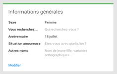 Votre date de naissance et Google+ - Aide Google+ It's Your Birthday, You Changed, Knowing You, Ads, Centre, Going Out, Interpersonal Relationship, Names
