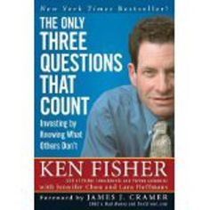 http://baotoanvon.com/books/047007499x.isbn The Only Three Questions That Count: Investing by Knowing What Others Don't (Fisher Investments) , economics , finance , investing , investment book , stock market The Only Three Questions That Count is the first book to show you how to think about investing for yourself and develop innovative ways to understand and profit from the markets. The only way to consistently beat the markets is by knowing something others don't know. This book will show…
