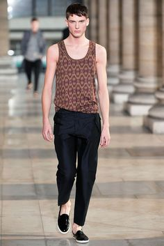 Dries Van Noten Spring 2010 Menswear - Collection - Gallery - Style.com