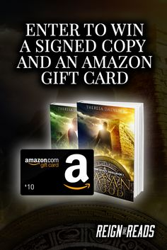 Win a $10 or $5 Amazon Gift Card & Signed Copies from Author Theresa DaLayne http://www.reignofreads.com/giveaways/win-a-10-or-5-amazon-gift-card-author-theresa-dalayne/?lucky=18253