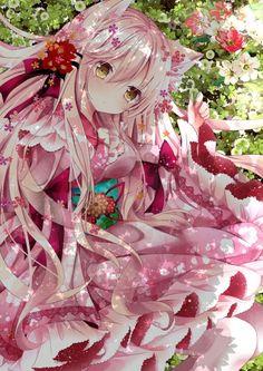 Nya♥ I'm Maxime,French,Male I love Neko♥ *Pet your head* ♥ Cool Anime Girl, Pretty Anime Girl, Beautiful Anime Girl, Kawaii Anime Girl, Anime Art Girl, Anime Girls, Anime Chibi, Manga Anime, Fanart Manga