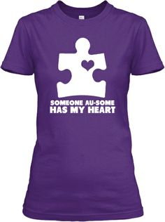 Autism Awareness day is April 2, Get your Ltd Edition Autism Tees