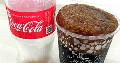 Garrafa de Coca-Cola auto-congelante já está disponível nas lojas de conveniência e máquinas automáticas no Japão