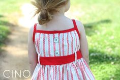 the Posy dress