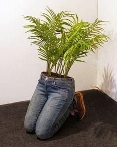 Diez Cosas que Puedes Hacer con tus Jeans Viejos, ¡No los tires!