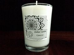 Cancer Zodiac Candle - Esoteric Aroma
