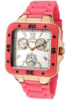 Invicta Watch Women's Angel Silver...       $79.99
