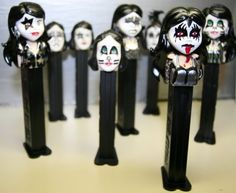 KISS Pez Dispenser #kissarmy