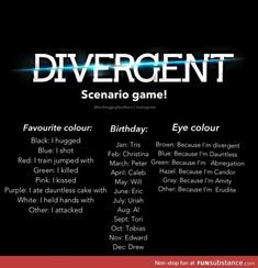 I attacked Peter because I am dauntless. Sounds legit. Divergent. Insurgent. Allegiant. Divergent Quiz. Divergent Test.