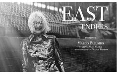 Book Management – Abby Clee in 'East Enders' by Marco Palumbo