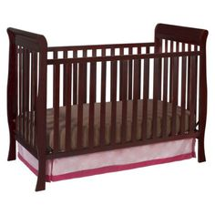 Delta Winter Park 3-in-1 Convertible Crib