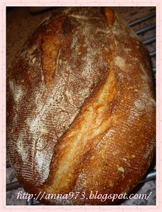 Potato Bread, Pan Bread, No Cook Meals, Bakery, Good Food, Potatoes, Eat, Cooking, Recipes