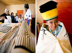 Traditional Xhosa Wedding by Monica Dart {Tembakazi & Mateli}   SouthBound Bride #traditional #xhosa #wedding