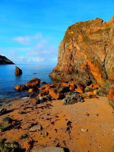 Hope Cove, Devon, UK
