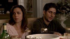 The Sopranos: Season 6, Episode 9 The Ride (7 May 2006) Michael Imperioli , Christopher Moltisanti