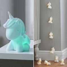 Ist das zu glauben wie süße diese Lichterkette ist? Einhorn Lichterkette für mein Schlafzimmer oder Flur. So süß! #einhörner #licht #affiliate #kinderzimmer #geschenk #einhornfan #diy #unicorn