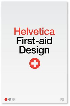 """Helvetica. Despite their criticisms, typography experts agree that Helvetica embodies the ideal of objectivity that was propagated by Swiss graphic design at that time. This feature has made the """"featureless typeface"""" into an icon of modern design."""