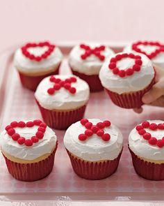 easy valentines cupcakes