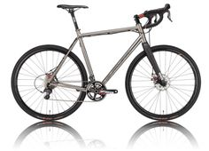 "Salsa Cycles | Bikes | Warbird Ti  ""our premier gravel-racing machine"""