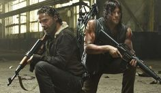 Australia: Win 'The Walking Dead' Season 6 & 'Peaky Blinders' Season 3 on DVD!