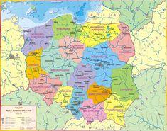 Polska mapa administracyjna online dating