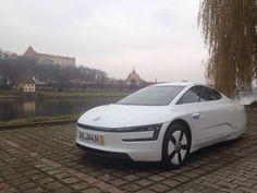 Volkswagen XL1 #vwfuture