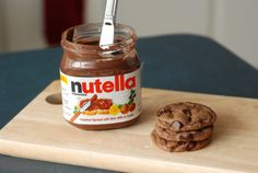 nutella chip cookies | A Love-Cake Relationship