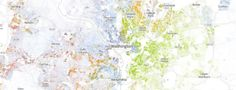 Data Visualization Shows How Segregated Our Cities Are