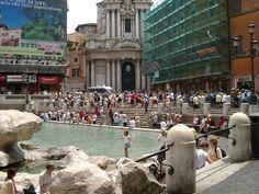 Trevi-Fountain--Rome--Italy