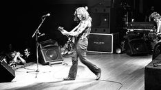 Rory at the Ulster Hall in 1979