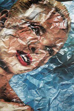 """""""Velvet / numero 37""""  oil on canvas - 80 x 120 cm"""