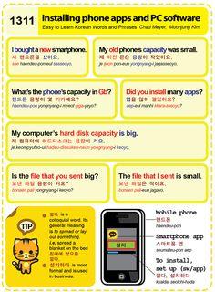 물음표 느낌표 ... 마침표™ 그리고 예향(睿響) Easy to Learn Korean Language 1311 ~ 1320