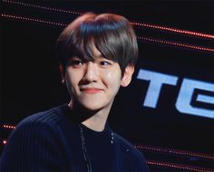 Uploaded by 시운_백. Find images and videos about gif on We Heart It - the app to get lost in what you love. Baekhyun, Exo Ot9, Exo Chanbaek, Kpop Exo, Kpop Quiz, Gif Kpop, Xiuchen, Korean Wave, Exo Members