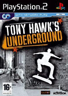 Tony Hawk's Underground (PS2): Amazon.co.uk: PC & Video Games