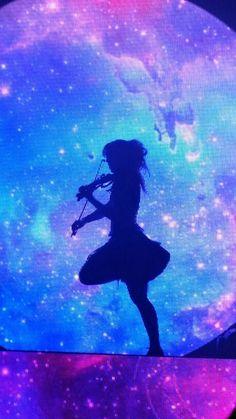 Lindsey Stirling  performance, May 30, 2014. In SLC, UT taken by Michelle Carter Millburn