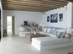 mobiliario area social interior