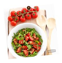 Spicy fresh tomato salad | m.prominent-tomatoes.nl