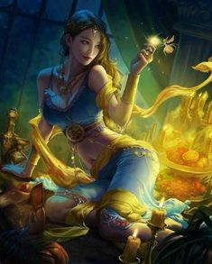 Find images and videos about art and fantasy on We Heart It - the app to get lost in what you love. Dark Fantasy Art, Anime Fantasy, Fantasy Girl, Fantasy Artwork, Fantasy Art Women, Beautiful Fantasy Art, Fantasy Kunst, Fantasy Warrior, Fantasy Princess