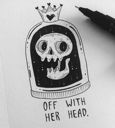 "2,750 Likes, 27 Comments - Behemot (@behemot_crta_stvari) on Instagram: ""The Queen is dead, long live the Queen. . . . #illustration #ilustracija #illustrator #dibujo #art…"""