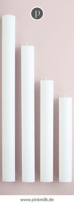 Gibt es etwas gemütlicheres als Kerzenschein? Bei uns im Shop findest Du tolle Kerzen, Windlichter und Kerzenständer. Nach dem Feierabend Kerzen anzünden und richtig entspannen! #kerzen #licht #wohnzimmer #schlafzimmer #deko #ideen Shops, Broste Copenhagen, Pillar Candles, Bedroom, Living Room, Decorating Candles, Candle Holders, Tablewares, Decorating Ideas