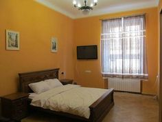 Duplex ART Apartment Lviv Situated in Lviv, Duplex ART Apartment is 600 metres from The Cathedral of St. George. The Ivan Franko National University of Lviv is 800 metres away. Free WiFi is available .  The accommodation is fitted with a flat-screen TV.