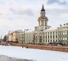 画像:12月 サンクトペテルブルグ(ロシア) ファンタジーワールド(A) 2017年版カレンダー
