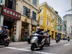 "Once a Portuguese colony, this small peninsula near China made a name for itself in recent years as the world's largest gambling center. Although casinos now rule the roost, the historic downtown of Macau is recognized as a UNESCO world heritage site. As a ""Special Administrative Region"" of China, Macau still asserts its independence with its own currency, customs, and Macanese cuisine, a blend of Cantonese and Portuguese flavors."