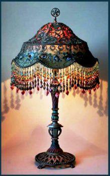 Gypsy Lamp (77 pieces)