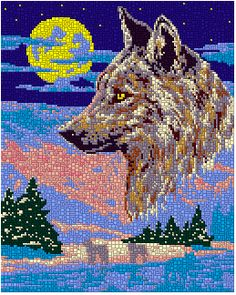 Wolf and Winter