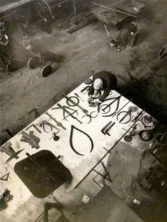 David Smith, Voltri, 1962 by Ugo Malas